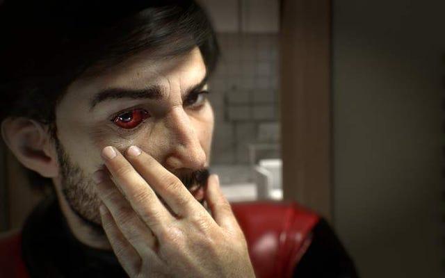 Pt。1-悪夢はサディスティックなSFゲームの獲物で終わることはありません