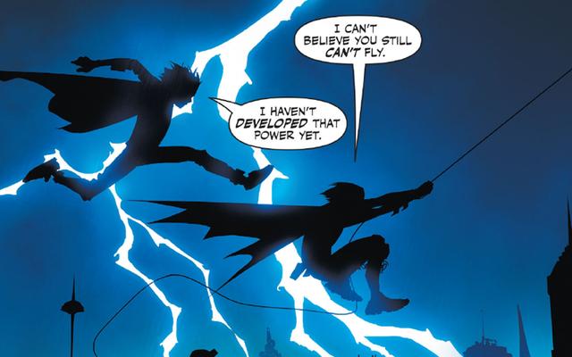 バットマンとスーパーマンの息子が素晴らしいチームを作る