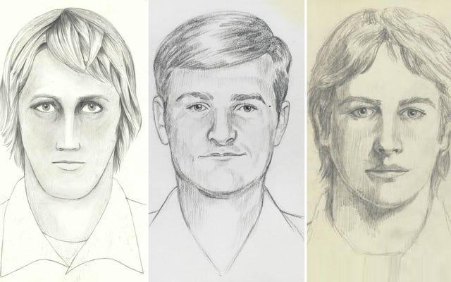Jika pria ini seperti yang terlihat, polisi telah menemukan salah satu pembunuh berantai paling dicari dalam sejarah Amerika.