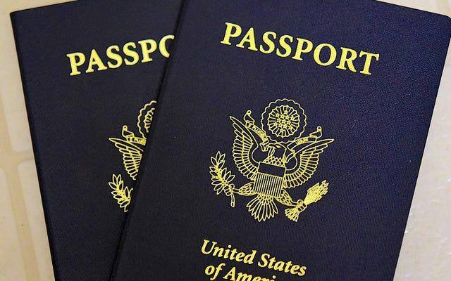 รับหนังสือเดินทางของคุณตอนนี้ก่อนที่ค่าธรรมเนียมจะขึ้น