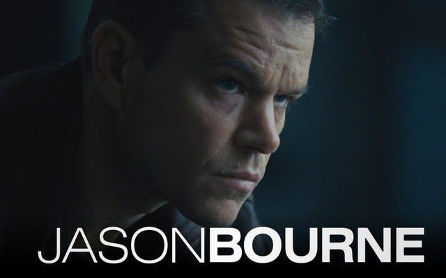 ジェイソンボーンは彼の名前がジェイソンボーンからの最初の映像でジェイソンボーンであることを覚えています