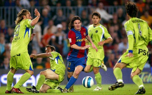 Il y a 10 ans aujourd'hui, Lionel Messi est devenu Lionel Messi