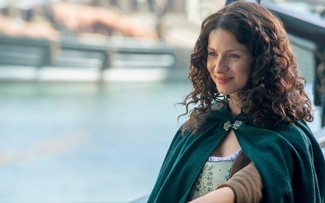 Outlander: Lưng của Claire và Cô ấy được bao bọc trong đám mây bóng tối cá nhân của riêng mình