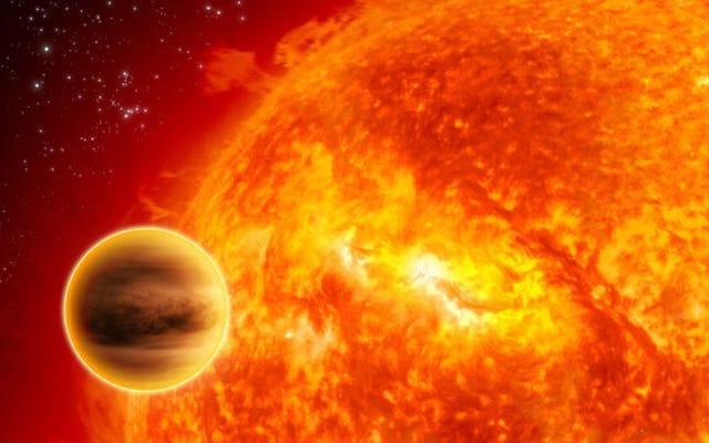 私たちはついにこれらの太陽系外惑星がいかに気まぐれに大きくなるかを知っています