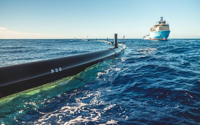 太平洋ゴミベルトを掃除するためのクラウドファンディングのアイデアは、現在3,500万ドルの非営利団体です。科学者たちはまだそれがうまくいくとは思わない