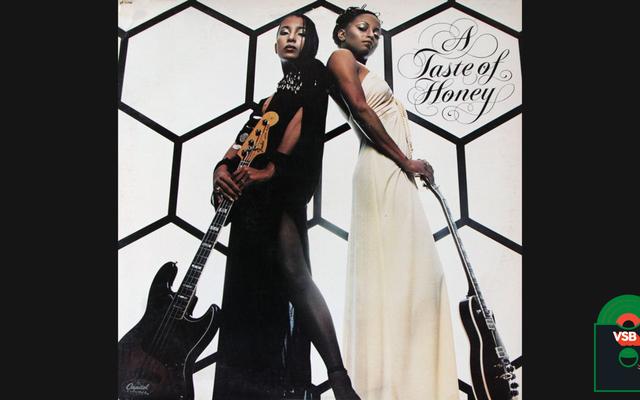 28 Days of Album Cover Blackness avec VSB, Day 2: A Taste of Honey A Taste of Honey (1978)