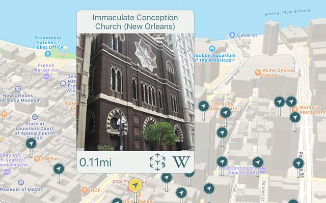 ウィキペディアをWikiCompassの個人ツアーガイドとして使用する