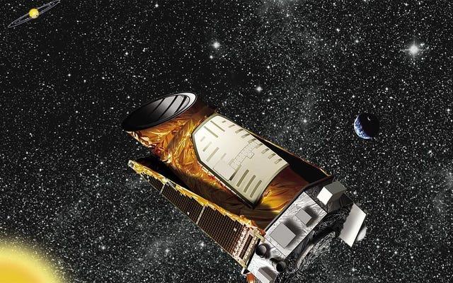 Kepler Mungkin Teleskop Rusak Paling Produktif Yang Pernah Ada
