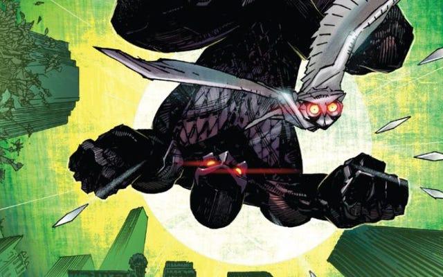 Nighthawk usa hábilmente a un superhéroe en conflicto para explorar el racismo y la brutalidad policial