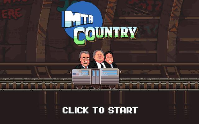 Ktoś zrobił internetową grę wideo o wszystkich katastrofalnych problemach nowojorskiego metra