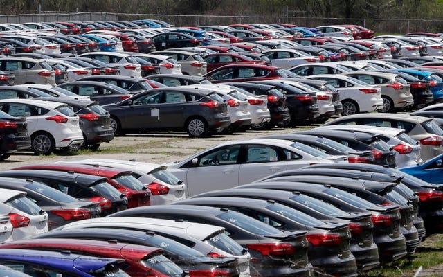 自動車メーカーは多分彼らが結局トランプの規制緩和を望まないことに気づいています