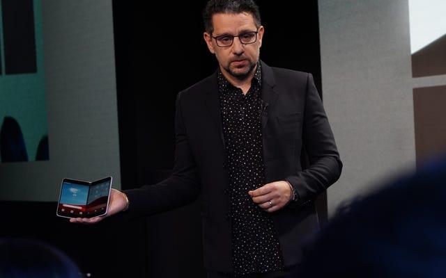 SurfacePhoneは本物です
