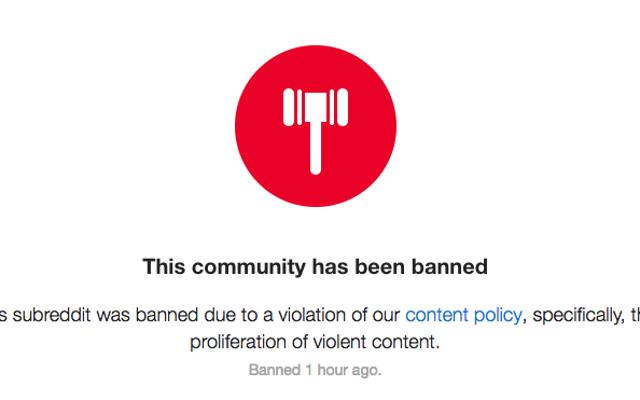 Các nhóm của Đức Quốc xã đã bắt đầu Reddit khi Làn sóng Cấm Cộng đồng Tiếp theo bắt đầu [Cập nhật]