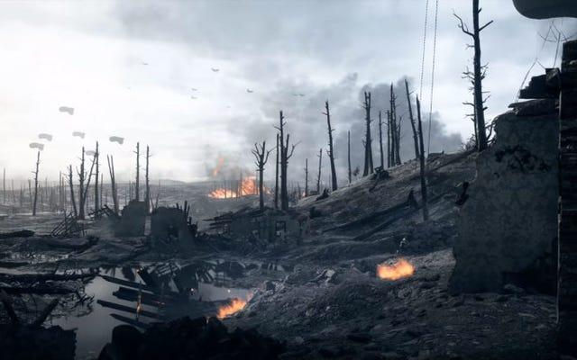 Ce court métrage incroyable de Battlefield a été réalisé en enregistrant de vrais jeux sans que les joueurs le sachent