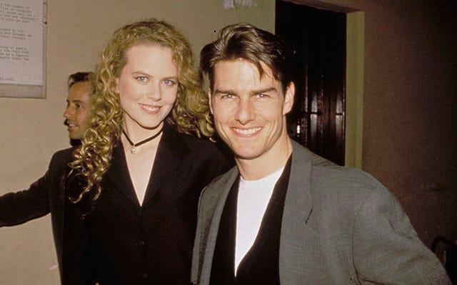 """Nicole Kidman sobre el matrimonio con Tom Cruise: """"Ahora miro hacia atrás y me pregunto '¿Qué?'"""""""