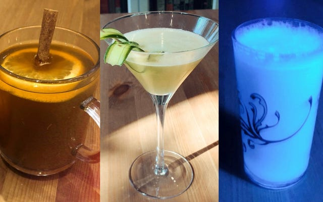 5 cocktails ringards (et mocktails) pour vous distraire du monde