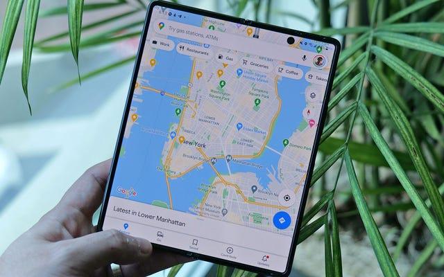 Google Maps đang thêm Chế độ xem trực tiếp trong nhà và hơn 100 tính năng khác