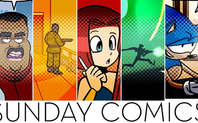Sunday Comics: sabor del mes