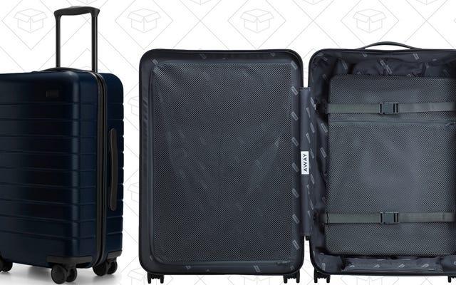 Podróżuj jak profesjonalista z bagażem przeznaczonym bezpośrednio do klienta