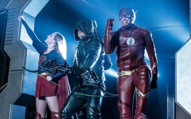 CWはレジェンドオブトゥモローと他のすべてのショーを更新します