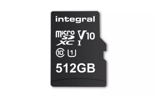 あなたのselfiesのためのスペースがありませんか?世界で最も新しい最大容量のMicroSDカードには512GBのストレージがあります