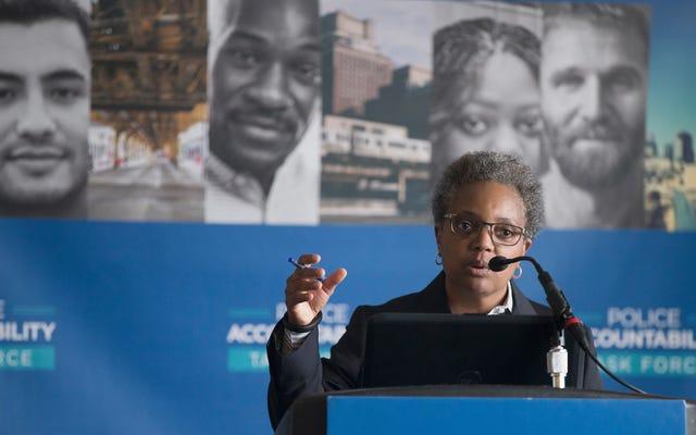 2人の黒人女性候補者がシカゴ市長選挙で流出に向かう