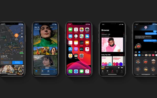 Как, черт возьми, обновляются приложения в iOS 13?
