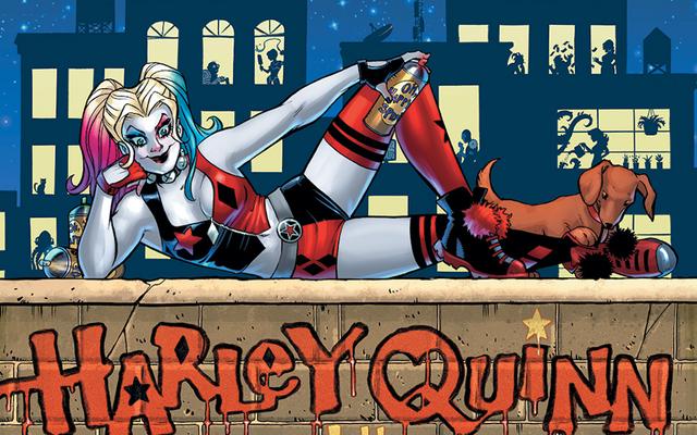 Harley Quinn jest poszukiwaną kobietą w serialu DC New Birds of Prey Black Label