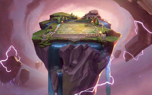 チームファイトタクティクスの背後にいる人々がプレイヤーの期待と「ガベージ」キャラクターについて語る