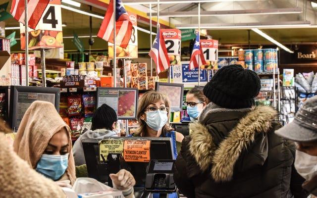 बेरोजगारी को बढ़ावा देने और कोरोनोवायरस मामलों के रूप में आवास संरक्षण समाप्त होता है