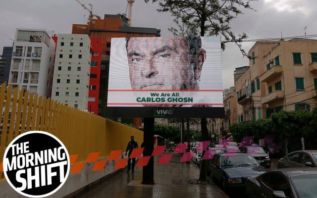 Ora Carlos Ghosn crede di essere stato colpito