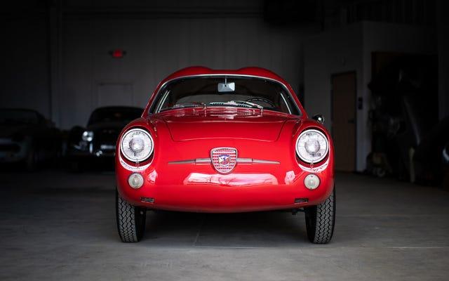 Отметьте 100-летие Zagato, купив один из его лучших дизайнов