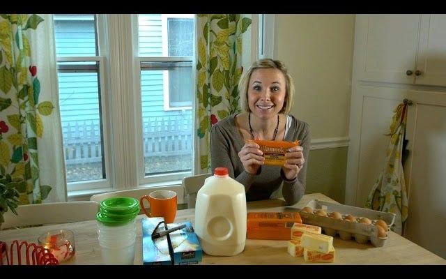 Pelajari Cara Membekukan Susu dan Produk Susu Lainnya Saat Anda Membeli Dalam Jumlah Besar