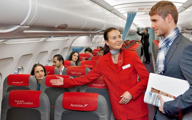 Die Wahrheit hinter dem exorbitanten Preis der Business Class in Flugzeugen