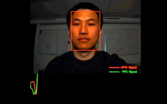 ディープフェイクを検出するための新しいツールは、そこにないものを探します:目に見えないパルス