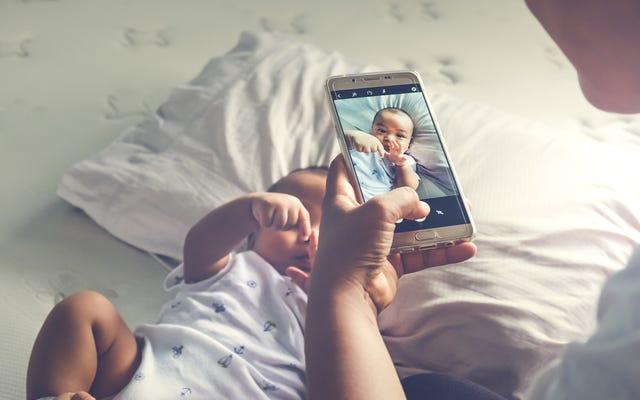 हो सकता है कि इंस्टाग्राम पर आपके बहुत नग्न बच्चे की फोटो हैशटैग न करें