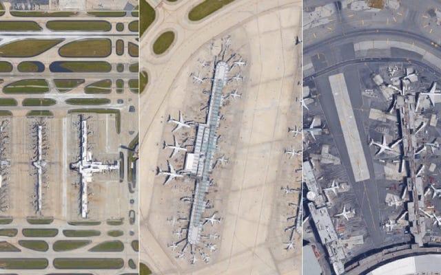 Amerika'nın En Yoğun Havalimanlarından Bazılarının Arkasındaki Unutulmuş Tarih