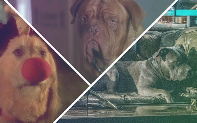 単に獣:ポップカルチャーで最も偉大な犬の相棒の18