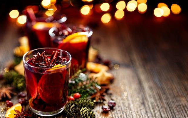 Les 10 meilleures chansons de Noël aux liqueurs brunes, classées