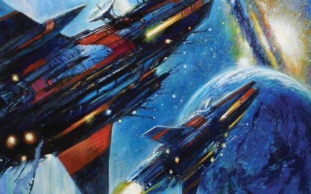 Zaplanuj swoją ucieczkę do innego wymiaru dzięki nowym książkom Sci-Fi i Fantasy May