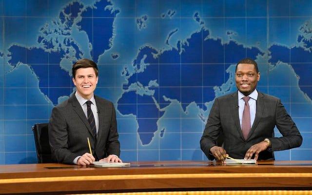 SNLのウィークエンドアップデートのスピンオフは8月に到着します
