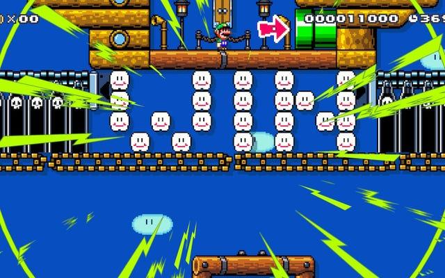 ブリリアントマリオメーカー2デザイナーは、他のマリオゲームとは異なりコースを作成します