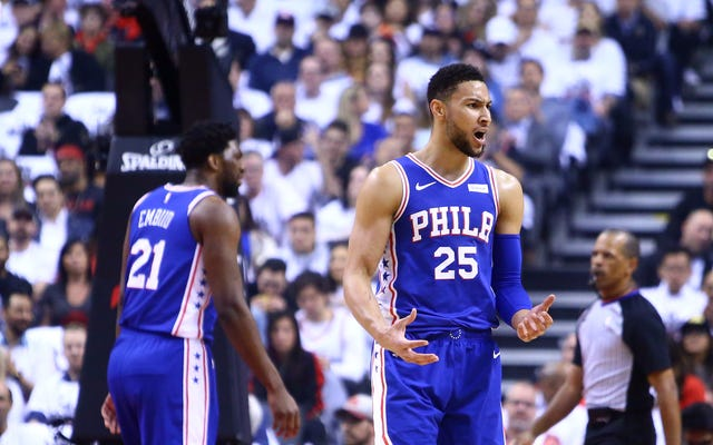 An Ailing Joel Embiid Isn't All That Ails The 76ers