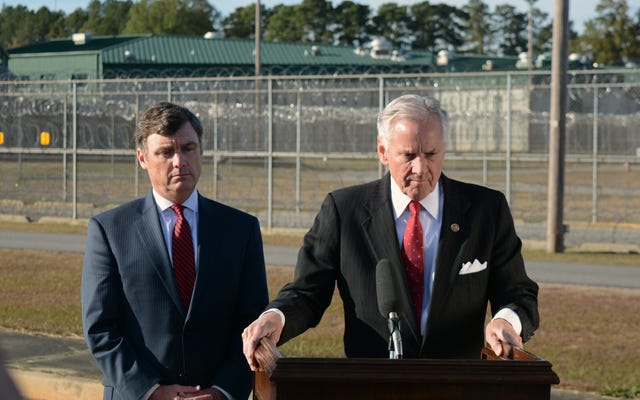 Законодатели Южной Каролины нашли причину вернуть электрический стул