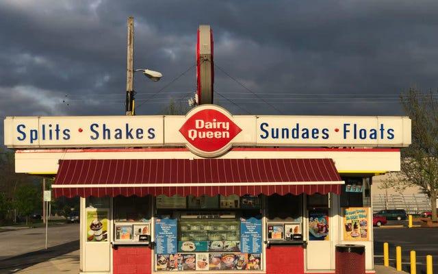 Lo sentimos mucho, pero Dairy Queen ha cancelado el Free Cone Day