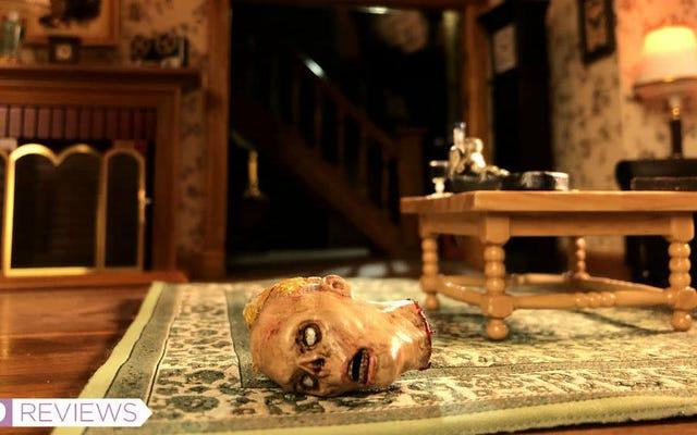 Shudder's Creepshow हॉरर एंथोलॉजी सीरीज एक शानदार शुरुआत के लिए बंद है