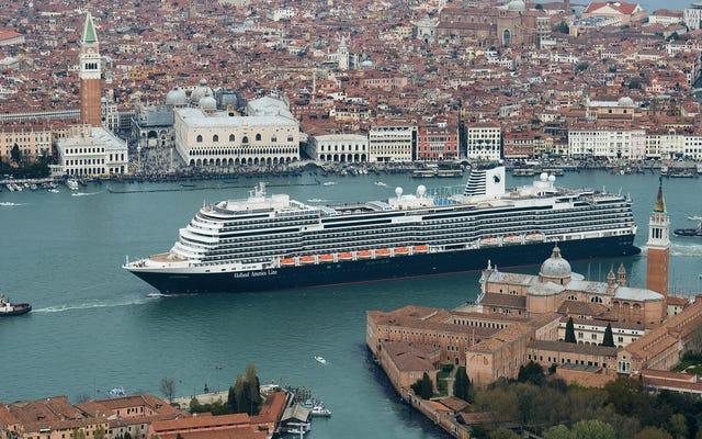 L'économie complexe des navires de croisière massifs est fascinante