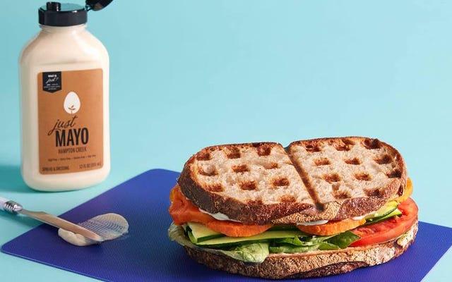 Vegan Mayo Startup, Müteahhitlere Mutfak İğrençliğini Satın Aldı
