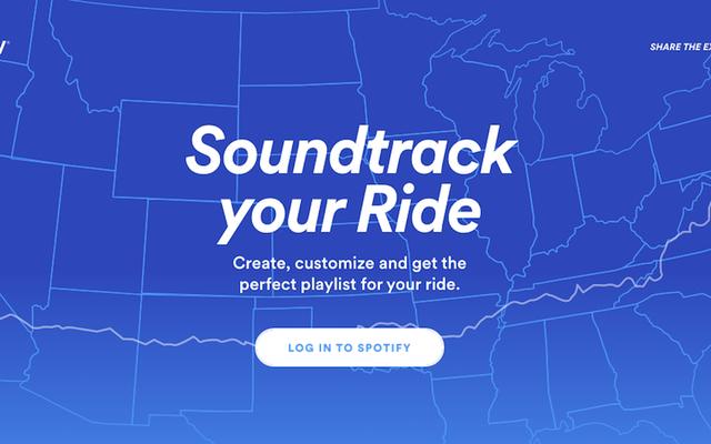 Spotifyは、長距離旅行用のカスタムプレイリストを作成する新機能をリリースします