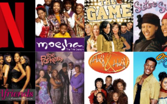 Strong Black Sitcoms: Evet, En Sevdiğiniz 90'lar ve 2000'lerin Siyah TV Şovlarından Bazılarını Yakında Netflix'te İzleyebilirsiniz